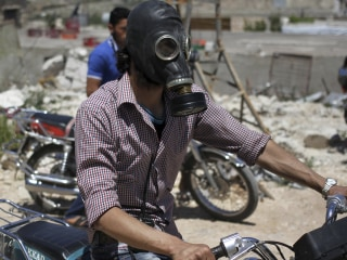 White House Concerned About Syria Chemical Weapons Allegations