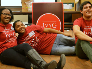 First-Generation College Students Form '1vyG'' To Support, Connect