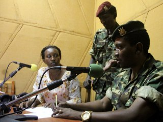 Burundi Coup Fizzles Out; General Hunted, 105,000 Flee Country