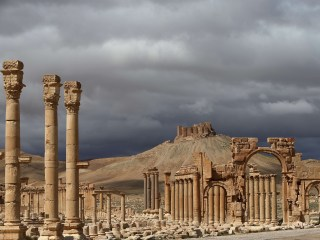 Palmyra's Ancient Ruins Unharmed for Now: Syria Antiquities Chief