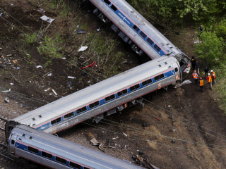 How Much Could Philadelphia Derailment Cost Amtrak?