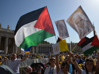 Pope Francis Canonizes Saints from 19th Century Palestine