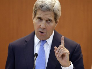 Sec. Kerry Fiercely Defends Iran Nuclear Deal to Congress