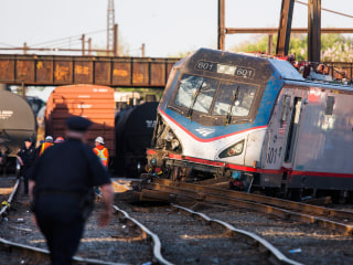 Philadelphia Amtrak Crash: Conductor Felt 'Sudden Surge,' Lawyer Says