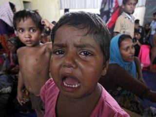 Stranded Migrants Seek Refuge in Indonesia