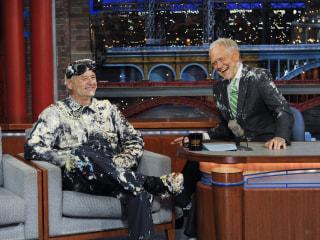 Bill Murray Creates Mayhem in Sweet Farewell to Letterman