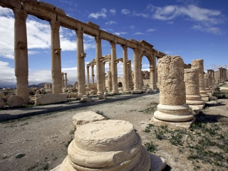 Palmyra Is Captured by ISIS; What Now for Its Ancient Relics?