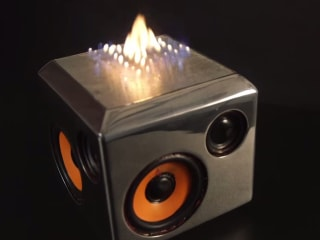 Sound Torch Sets Fire to Your Music - Literally
