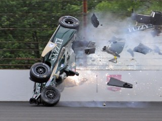 Indy 500: Why Are So Many IndyCar Drivers Crashing?
