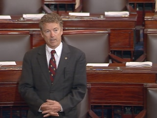 Sen. Rand Paul Ends Quasi-Filibuster of PATRIOT ACT Renewal