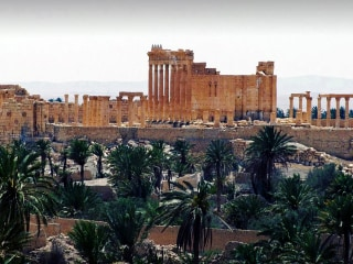 Palmyra: ISIS Says It's In Full Control of Ancient City, Nearby Airport and Prison