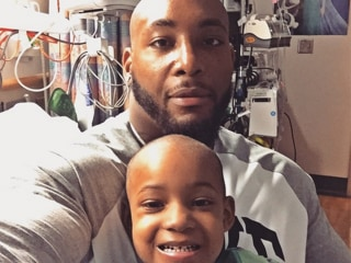 Devon Still: 'We Will Take a Clean Bill of Health Over Hair'
