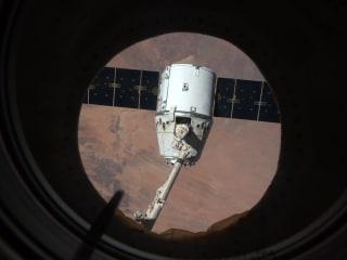 SpaceX Dragon Capsule Splashes Down, Ending Longest Cargo Run