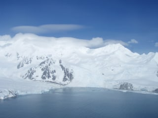 Sudden Impact: Glaciers Crumble in Previously Stable Area of Antarctica
