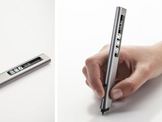 Phree Stylus Makes the World Your Paper, and Your Phone a Notepad
