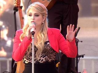 Meghan Trainor Kicks Off TODAY's Summer Concert Series