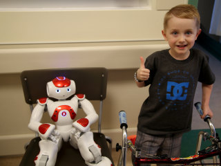 Meet MEDi, the Robot Taking Pain Out of Kids' Hospital Visits