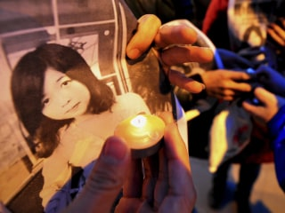 Boston Bombing Victim Lingzi Lu's Parents Pen Open Letter
