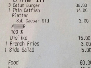 Liryca Neville-Branch, Restaurant Customer Who Got Racist Receipt: 'I'm Not OK'