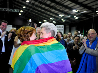 Ireland Votes to Legalize Gay Marriage in Historic Referendum