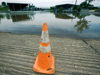 Holiday Washout: Heavy Rain Brings Flood Threat to Texas, Plains