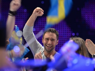Eurovision: Sweden's Mans Zelmerlow Wins Song Contest