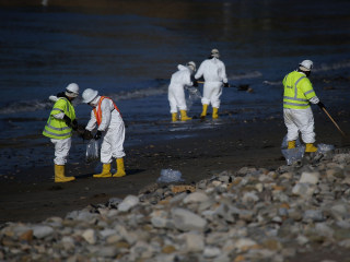 California Oil Spill: Pipeline Company Defends Safety Record