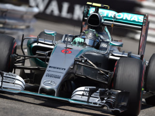 Rosberg Wins Third Straight Monaco GP After Hamilton's Error