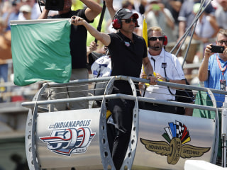 FOLLOW LIVE: 99th Running of Indianapolis 500