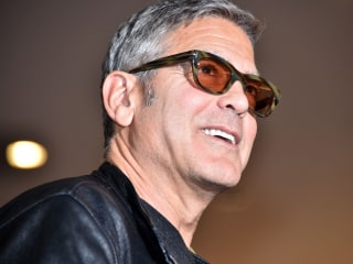 George Clooney on Aging: 'You Can't Try to Look Younger'