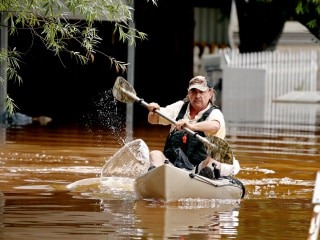 Three Killed in Oklahoma, Texas Floods; More Bad Weather on the Way