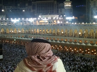 The Secret Hajj: A Gay Muslim Documents His Pilgrimage to Mecca