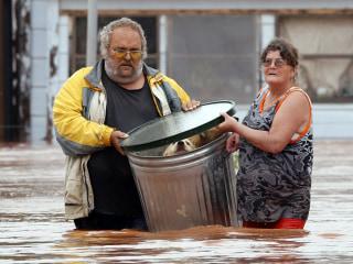Texas, Oklahoma Floods: Eight People Missing as More Rain Forecast