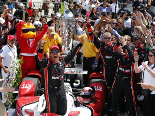 Montoya Proves Greatness, Takes Rightful Place on Indy Throne