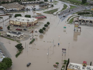 Texas, Oklahoma Floods: Eight People Missing as More Rain Forecast