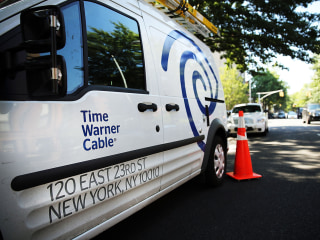Charter Nears $55 Billion Deal for Time Warner Cable: Source