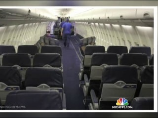 Southwest Gives Old Airplane Seats New Life