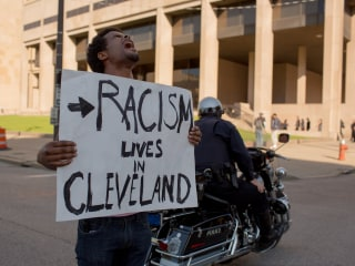 Cleveland Reaches Deal With DOJ on Policing: Report