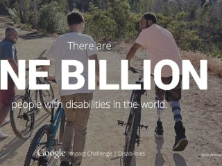 Google Commits $20 Million to Fund Tech for People With Disabilities