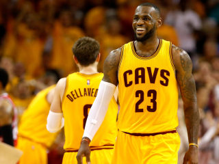LeBron, Cavaliers Return to NBA Finals for First Time Since 2007