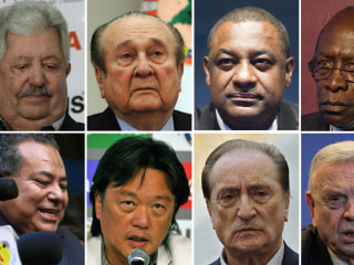 FIFA Soccer Corruption Investigation: Here's Every Defendant in the Case
