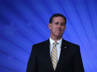 Next In Line But The GOP Is Just Not That Into Rick Santorum