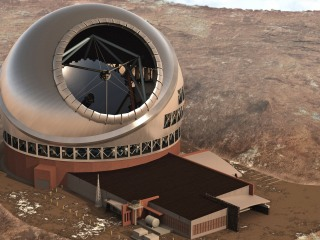 Hawaii Governor: Massive Mauna Kea Telescope Can Go Ahead
