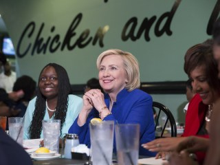 Clinton In South Carolina. The State Needs Her More Than She Needs It