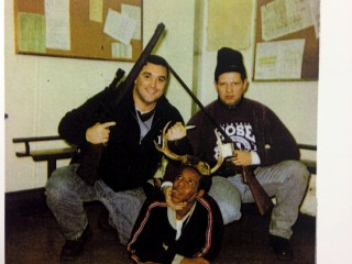 Chicago Cops Posed With Black Man Wearing Antlers