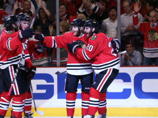 Blackhawks Force Deciding Game 7 With Ducks