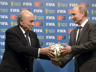 FIFA Corruption Scandal: How Sepp Blatter Runs Soccer 'Like a Chicago Politician'