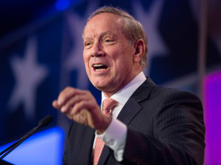 Former N.Y. Gov. George Pataki 8th Republican To Announce Bid