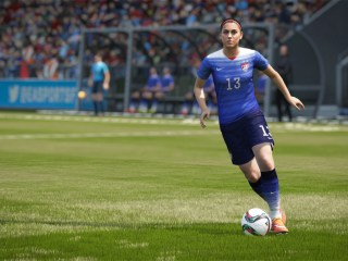 FIFA 16 Video Game To Feature Women's Soccer Teams For First Time