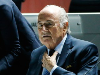 FIFA's Sepp Blatter Looks Destined For Re-Election Despite Scandal